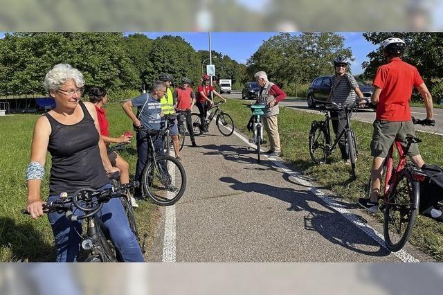 Für Radfahrer gibt es noch viel zu verbessern