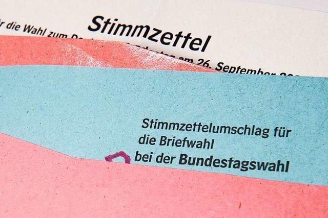 Alles, was Du über die Bundestagswahl am Sonntag wissen musst