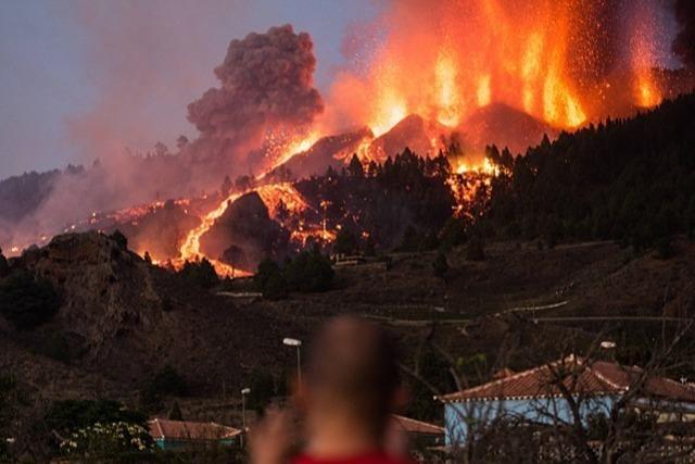 Tausende nach Vulkanausbruch auf La Palma in Sicherheit gebracht