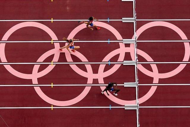 Die Leichtathleten sind die Gewinner einer Analyse im deutschen Spitzensport