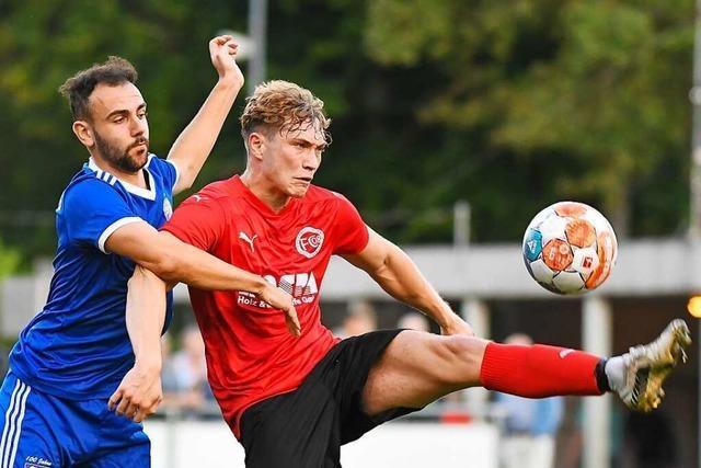 FC Bad Säckingen und BW Murg liefern sich spannendes Spitzenderby