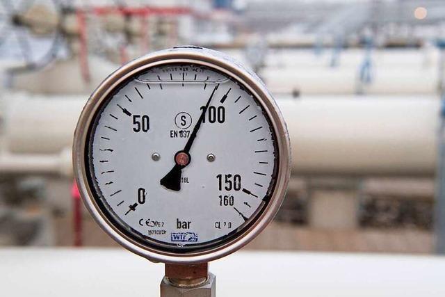 Der Anstieg des Erdgaspreises ist noch verkraftbar