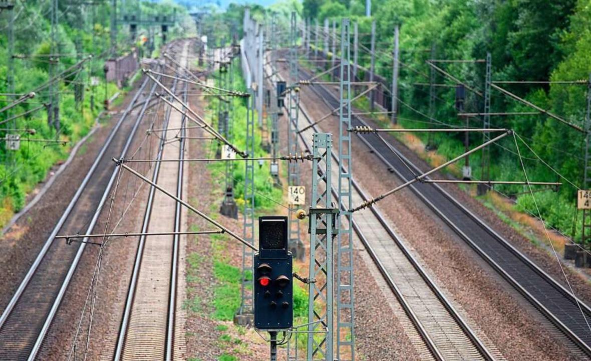 Grün statt Rot für die Rheintalbahn  | Foto: Patrick Seeger