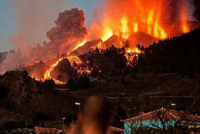 Warum brechen manche Vulkane aus?