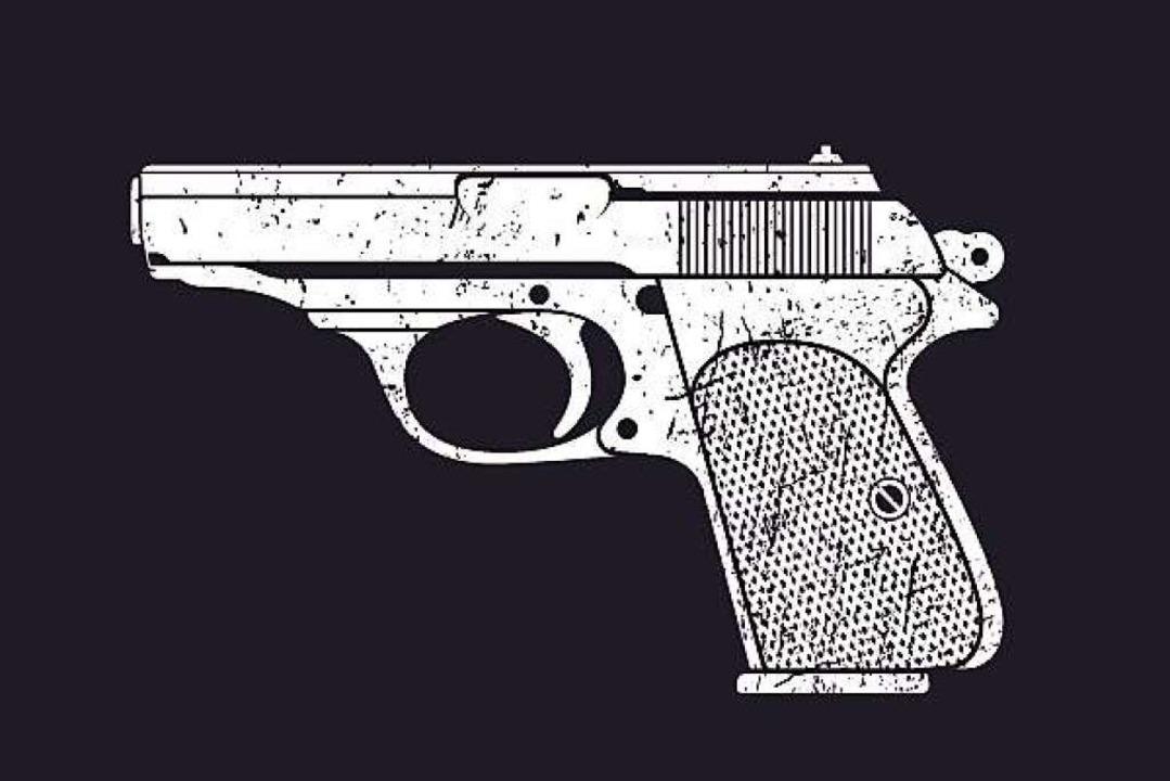 In Freiburg-Stühlinger hat ein Mercede...ernen Schusswaffe bedroht. Symbolbild.  | Foto: nexusby  (stock.adobe.com)