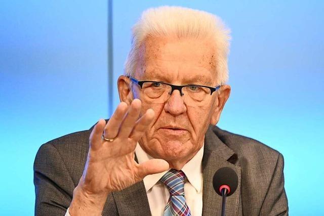 Kretschmann will auf Kostenbremse treten – im übernächsten Jahr