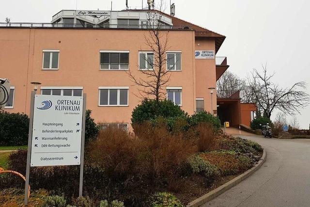 Der Umbau des Krankenhauses in Ettenheim soll 2023 beginnen