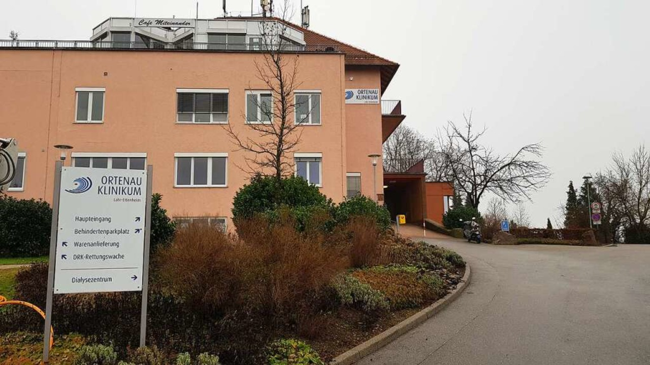 Die sogenannte Betriebsstätte Ettenhei...linikums (aufgenommen im Februar 2021)  | Foto: Christian Kramberg