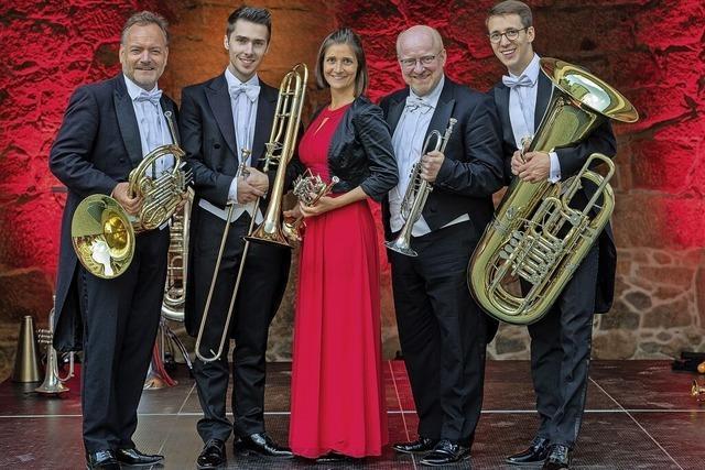 Harmonisches von Harmonic Brass