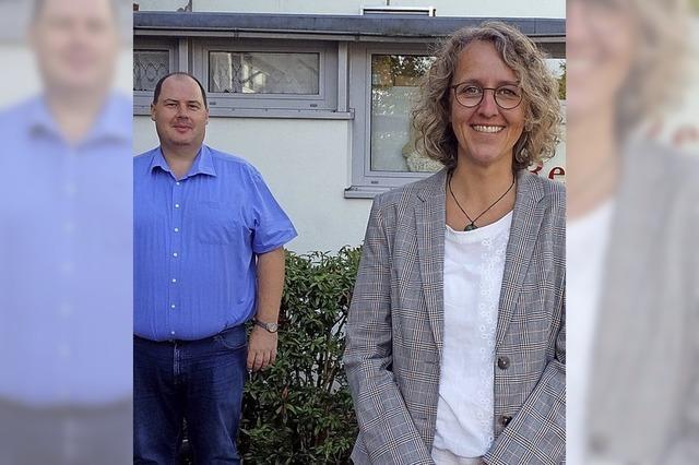 Neue Konrektoren an Realschule Tiengen