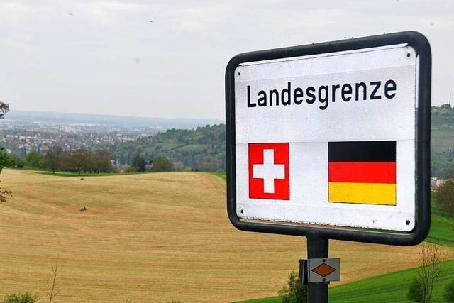 Wie sich die Einreiseregeln der Schweiz auf den Kreis Lörrach auswirken