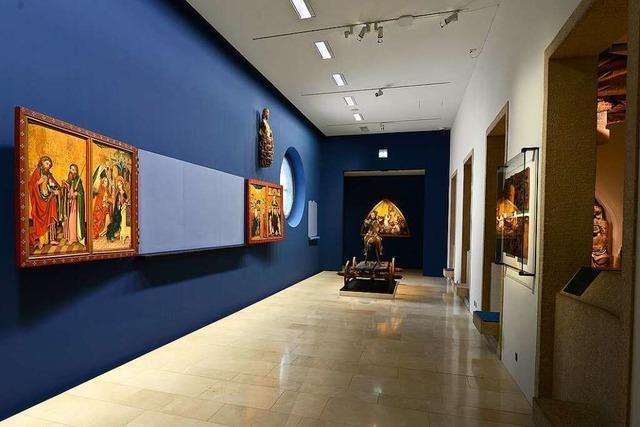 Beim Augustinermuseum in Freiburg stehen sichtbare Veränderungen an
