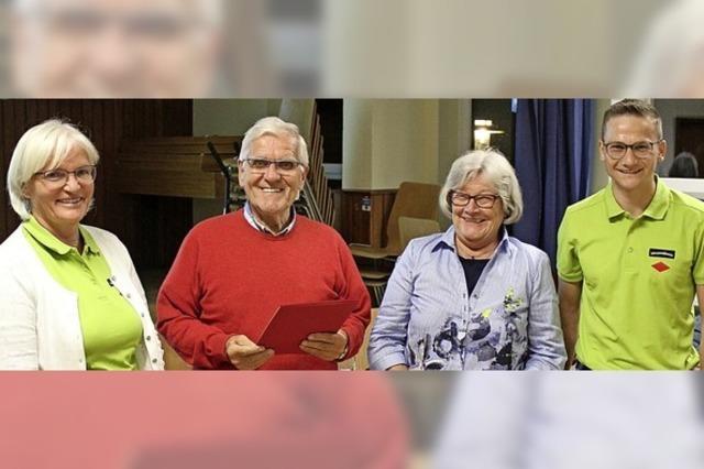 Mehr Wanderer unterm neuen Vorstand