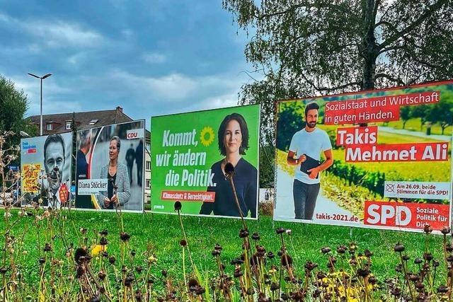 Im Wahlkreis Lörrach-Müllheim ist ein Vierkampf ums Direktmandat möglich