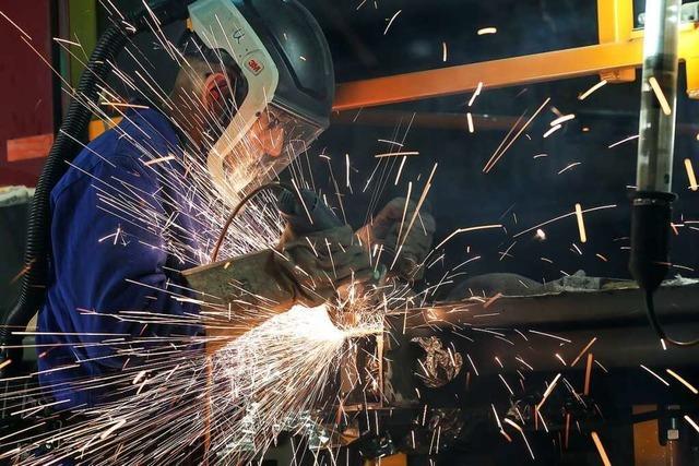 Maschinenbauern im Südwesten macht Materialmangel zu schaffen