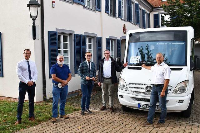 Eine neue Buslinie für ganz Vogtsburg