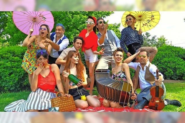Das 9-köpfige Orquesta Romantica Milonguera aus Buenos Aires gastieren zwei Mal in Staufen