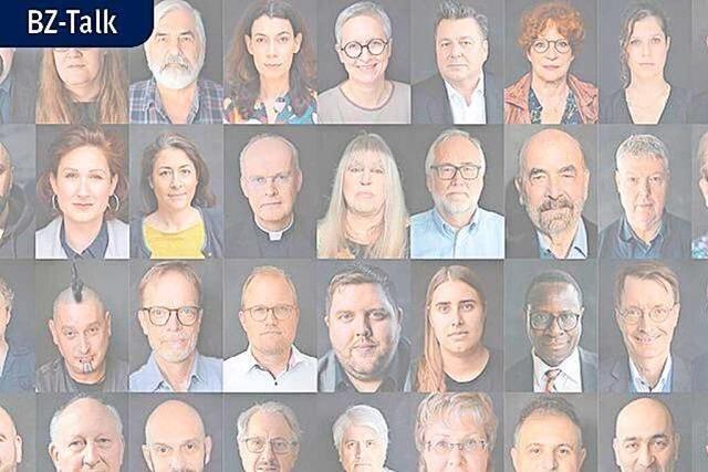 BZ-Talk: Menschen im Fadenkreuz des rechten Terrors