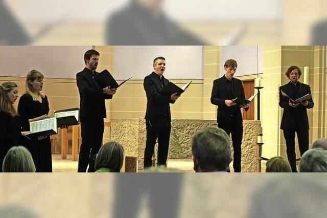 Großes Bedürfnis nach Kirchenmusik