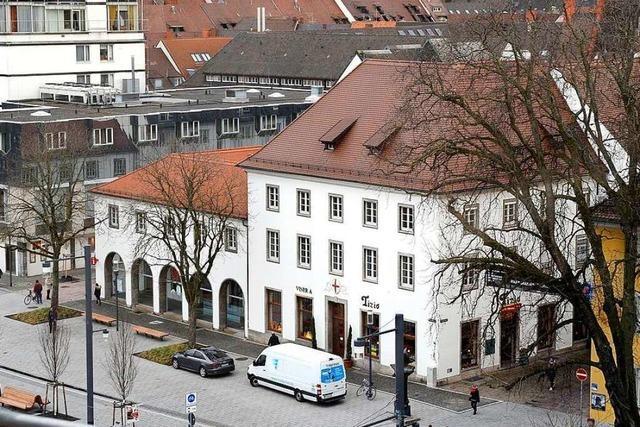 Auch beim Freiburger Dokuzentrum liegt die Kostenschätzung kräftig daneben