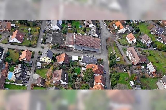 Pläne für neue Fessenbacher Dorfmitte begeistern