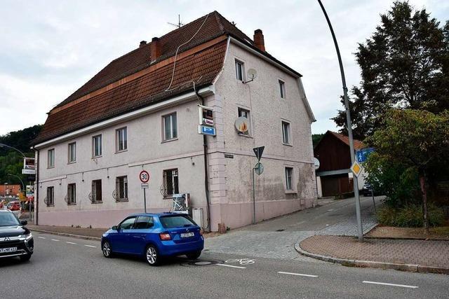 Ehemaliges Gasthaus Ochsen in Wyhlen soll ein Wohnhaus werden