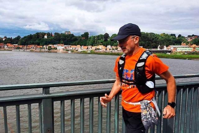 Ettenheimer Ultraläufer läuft in 21 Tagen von Flensburg nach Lörrach