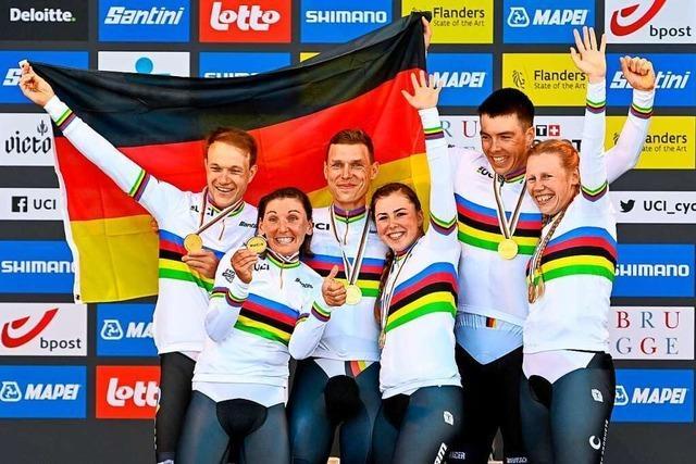 Der goldene Abschied des Tony Martin – WM-Sieg im Mixed-Wettbewerb