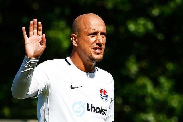 FC Huttingen und Spielertrainer Fabian Kluge trennen sich