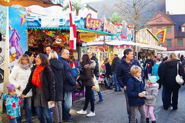 Der Katharinenmarkt 2021 in Seelbach ist abgesagt