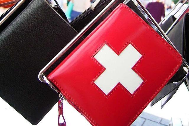 Schweizer Parlament macht Einkaufstourismus unattraktiver