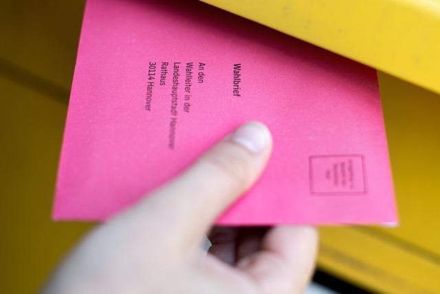 Briefwahlunterlagen noch nicht da? Das muss man machen