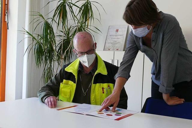 Wie sich Menschen mit Behinderung im Kreis Lörrach vor der Wahl informieren
