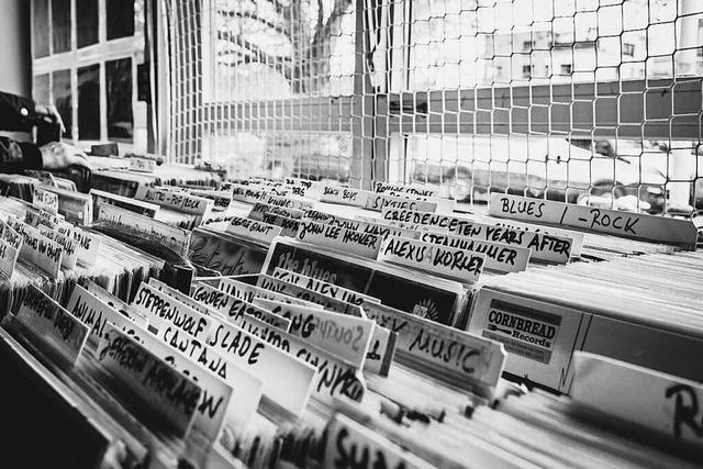 Auf diesen Plattenbörsen kannst du bald nach Musik-Schätzen suchen