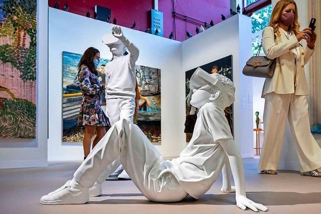 Was ist eine Kunstmesse?