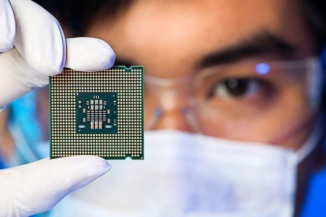 Wie kann der wachsende Bedarf an Mikrochips gedeckt werden?