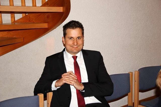 Martin Rupp tritt wieder in Merdingen an