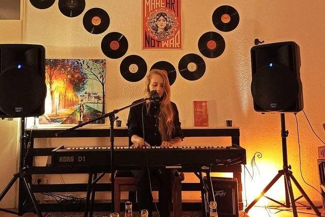Die Freiburgerin Laura Braun macht Musik, die berührt