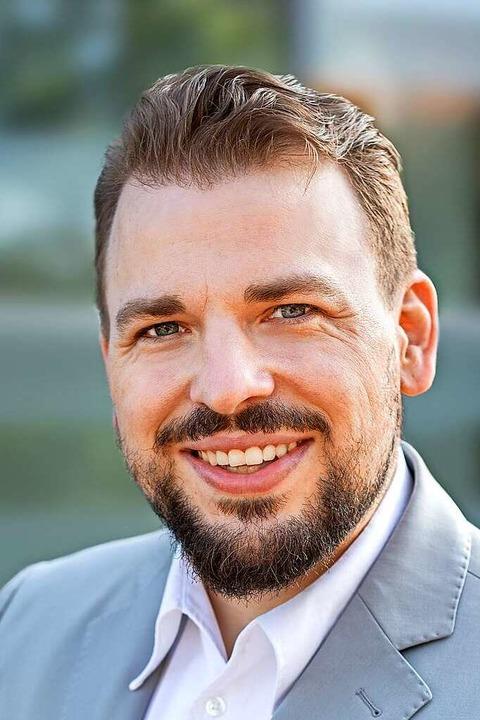 Martin Gassner-Herz, FDP    Foto: JOLIN HELD FOTOGRAFIE