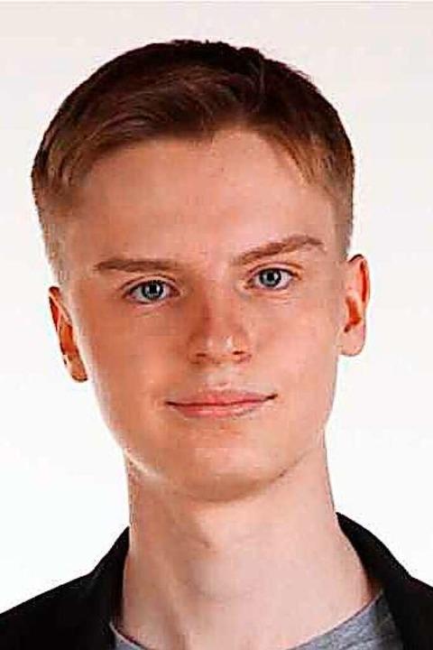 Simon Bärmann, Die Linke    Foto: Die Linke