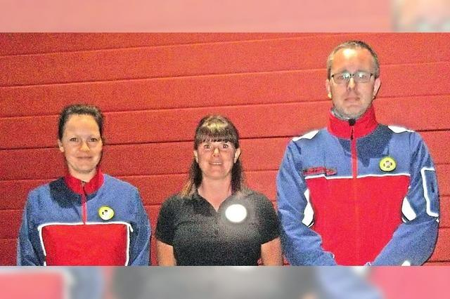 Bergwacht Wutach stellt sich in Führungspositionen neu auf