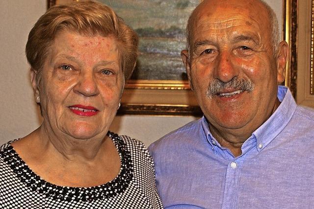 Liebe auf den ersten Blick hält nunmehr 50 Jahre