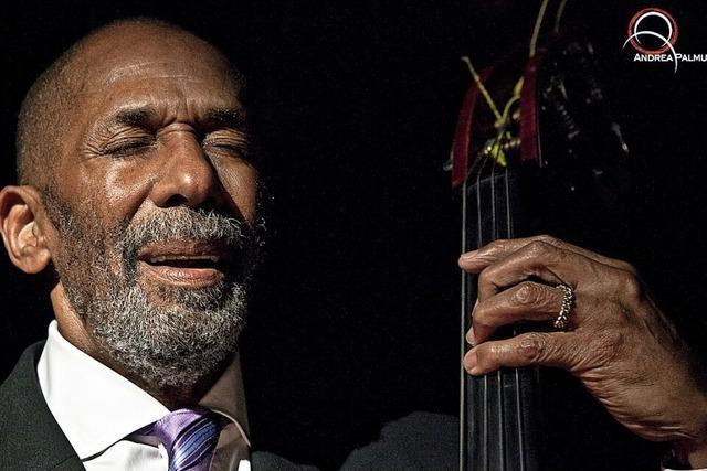 Ida Nielsen, Ron Carter, Negro & Parisien beim Jazzfestival Freiburg