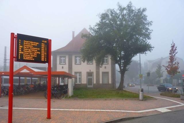 Bahn AG will am Bahnhof Breisach ein Video-Reisezentrum einrichten