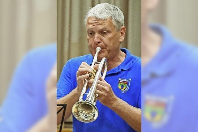 Ermutigende Grüße des neuen Dirigenten