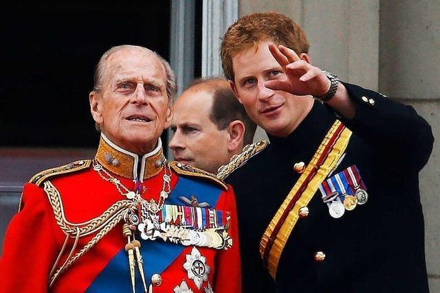 BBC-Doku über Prinz Philip zeigt die Royals familiär vereint