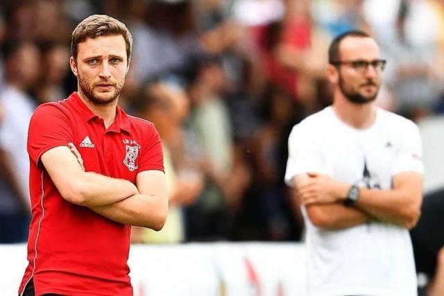 Freiburger FC setzt auf ein Trainerduo, das kaum älter ist als die Spieler
