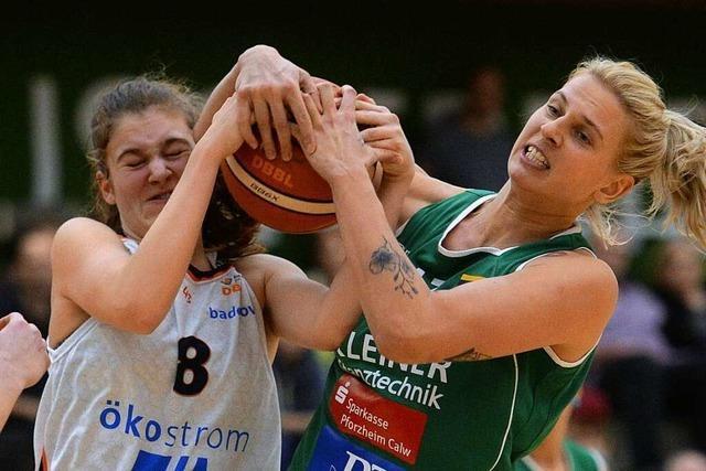 Die USC-Basketballerinnen und das sympathische Projektchen Freiburg 21