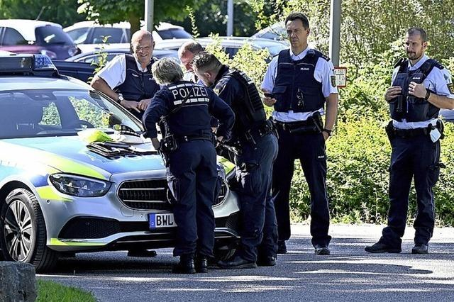 Vier Straftäter bei Heilbronn entflohen