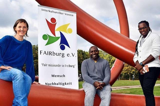 Der Freiburger Verein Fairburg initiiert interkulturelle Projekte